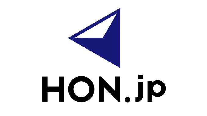 HON.jpロゴ