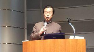 瀬尾太一氏(写真家、日本複製権センター代表理事)