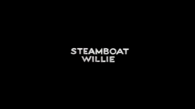 Steamboat Willie : Internet Archive より