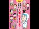 『平和と人権解放につくした人たち まんが 世界と日本の人物伝100』表紙