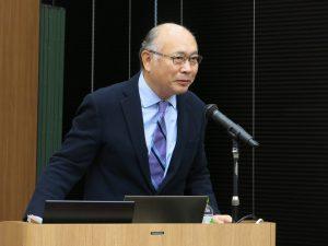 出版情報登録センター管理委員長/集英社 柳本重民氏