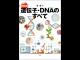 『遺伝子・DNAのすべて(改訂版)』表紙
