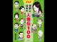 『不朽の名作を書いた人たち まんが 世界と日本の人物伝100』表紙