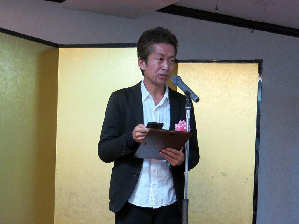 ピースオブケイク 代表取締役CEO 加藤貞顕氏