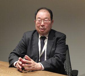 コンテンツ電子化担当 鈴木道典氏